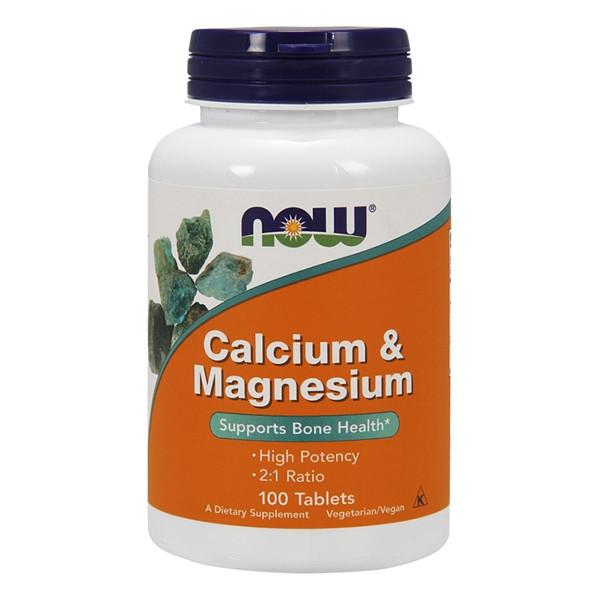 Calcium & Magnesium 500/250mg