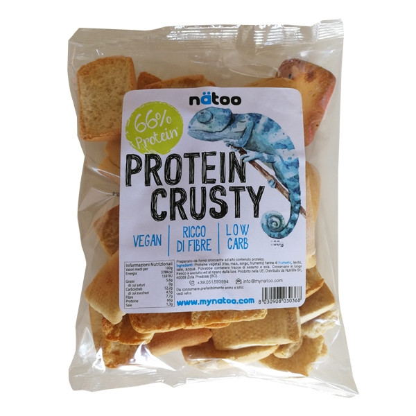 Natoo Protein Crusty