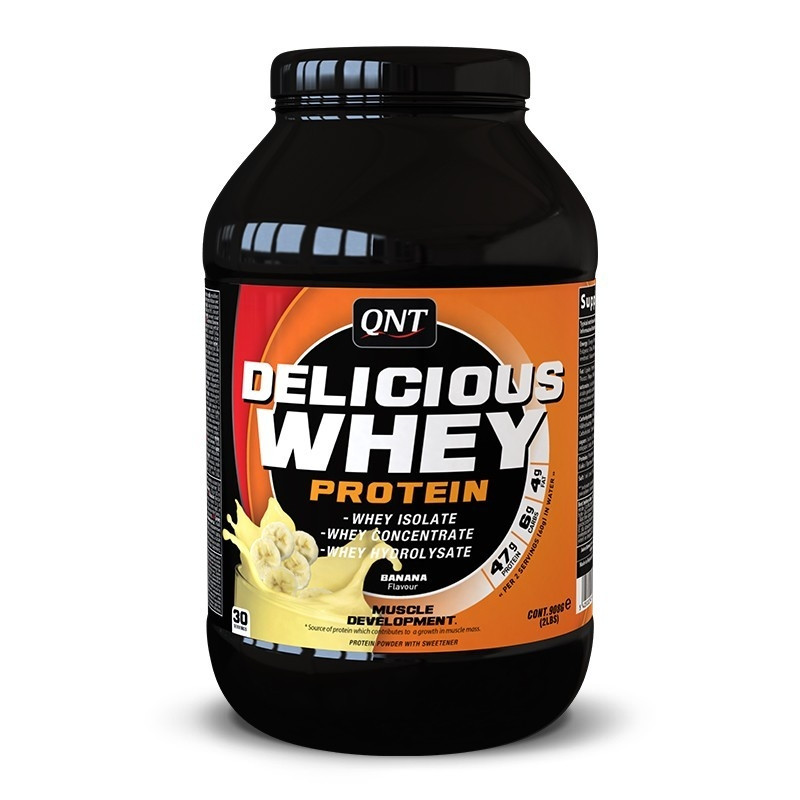 Delicious Whey Protein 908g