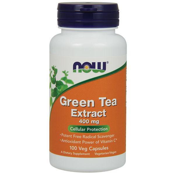 Green Tea Extract 400mg+60mg Vit.C