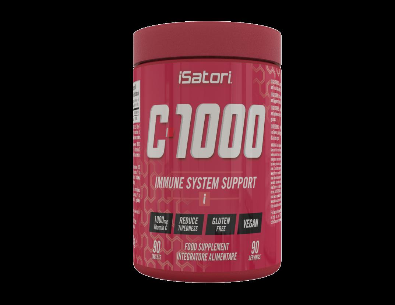 Vitamin C-1000 90 cpr
