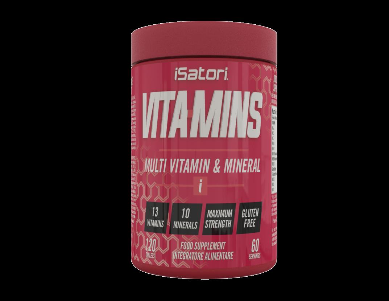 Vita-Mins 120 cpr