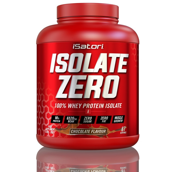 ISOLATE ZERO 100% Whey Protein Isolate 2Kg