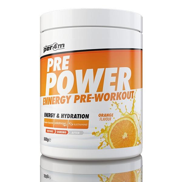 Pre-Power Energy Pre-Workout