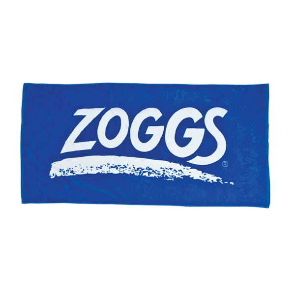 Telo Zoggs Cotone 140x70 cm, Blu