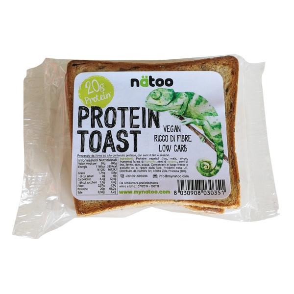 Natoo Protein Toast