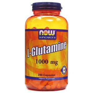 L- Glutamine 1000mg 240 cps