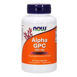 Alpha GPC 300MG 60 caps