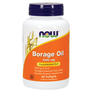Borage Oil Gla 1000mg