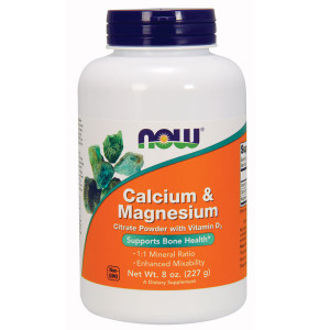 Calcium & Magnesium Citrate Powder