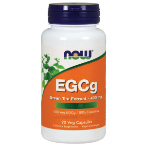 EGCg Green Tea ext.400mg 50%  EGCg