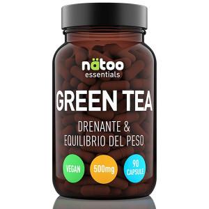NATOO Essentials GREEN TEA 90caps