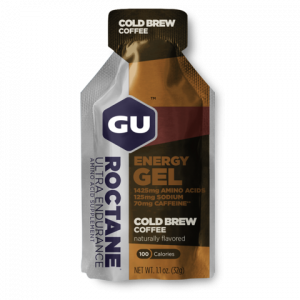 Roctane Energy Gel Cold Brew Coffee 70mg Caffeina