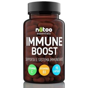 NATOO Essentials IMMUNE Boost 90caps