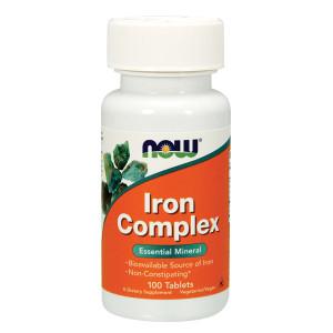 Iron Complex 100 cpr