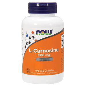 L- Carnosine 500mg 50 cpr
