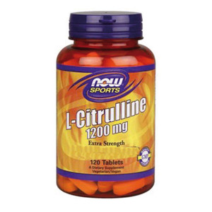 L-Citrulline 1200mg 120 cpr
