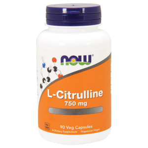 L- Citrulline 750mg 90 cpr