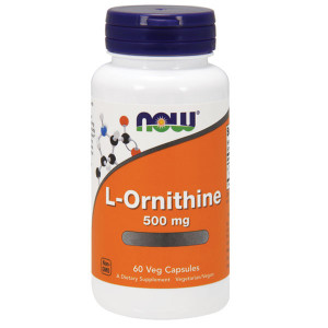 Ornithine 500mg 120cps