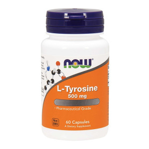 L- Tyrosine 500mg Free Form 60 cpr