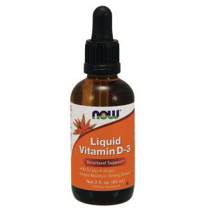 Liquid Vitamin D-3 59ml
