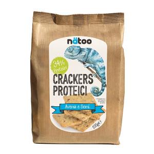 NATOO Crackers Proteici