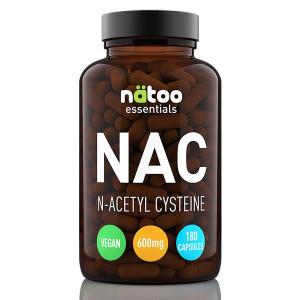 NATOO Essentials NAC 600mg 180caps