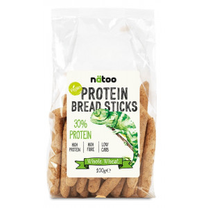 Natoo Protein Bread Sticks 9 conf. da 100gr