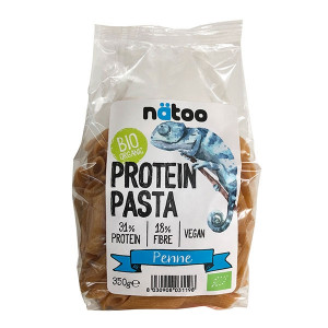 Natoo Penne Pasta Proteica BIO (31%) 350gr