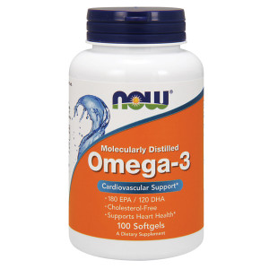 OMEGA-3 1000mg (180/120) md 100 cps