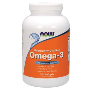 OMEGA-3 1000mg 500 softgel