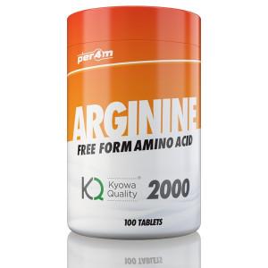 Pure Arginine 1000 100cpr