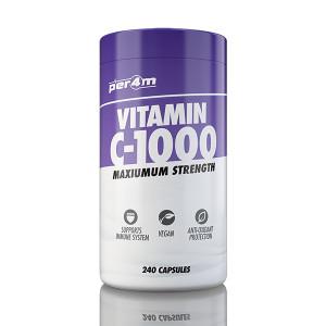 Per4m Vitamin C-1000mg  240 caps