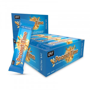 PEANUT TIME protein bar 12x60gr