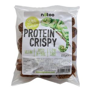 Natoo Protein Crispy 8 pacchetti da 100gr