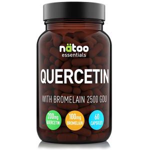 NATOO Essentials Quercetina + Bromelina