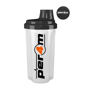 Shaker Transparent 500ml