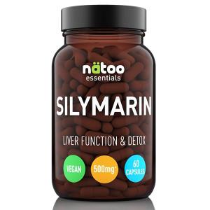 Natoo Essentials Silymarin 60 cps