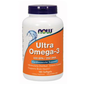 Ultra OMEGA-3 500/250 md ec 180 cps
