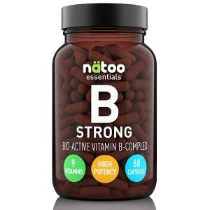 Natoo Essentials Vitamin B Strong Complex 60 soft