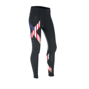 MID-RISE COMPRESSION TIGHT RIO Woman