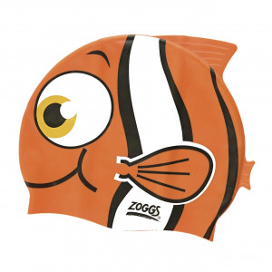 Cuffie Silicone Junior - Goldfish Orange
